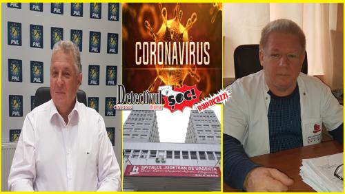Mihai Felician Cerneștean a PROPUS două MĂSURI privind hrana de acasă a BOLNAVILOR INTERNAȚI precum și a EXTERNĂRILOR, în contextul PANDEMIEI coronavirus