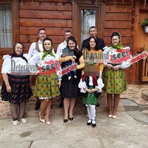ȘOC! Primarul Liviu Tămaș din Budești, naș la BOTEZ cu mai mult de 8 persoane! Au EXPUS MINORI riscului de îmbolnăvire cu COVID-19