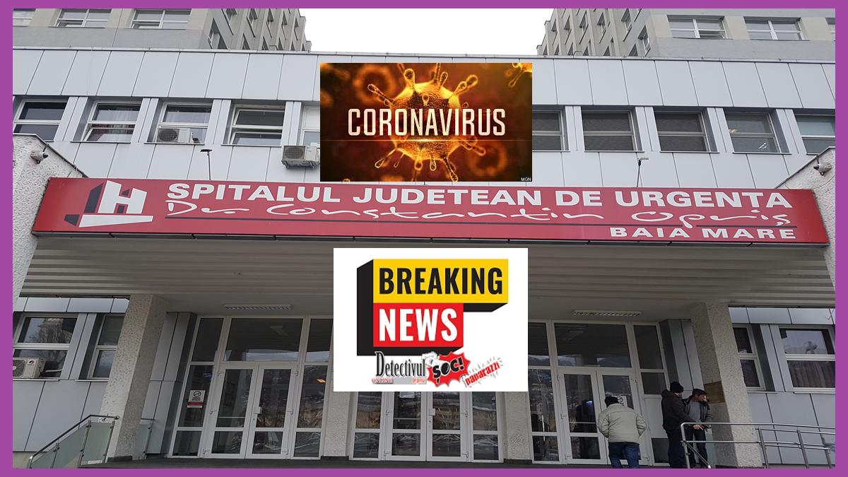 """Breaking News! Sunteți NEBUNI? 50 de MĂȘTI a primit Spitalul Județean Baia Mare în lupta cu CORONAVIRUS, pe ultimul ordin al prim-ministrului! """"Ajung pentru 30 de minute dacă le dăm unul altuia"""""""