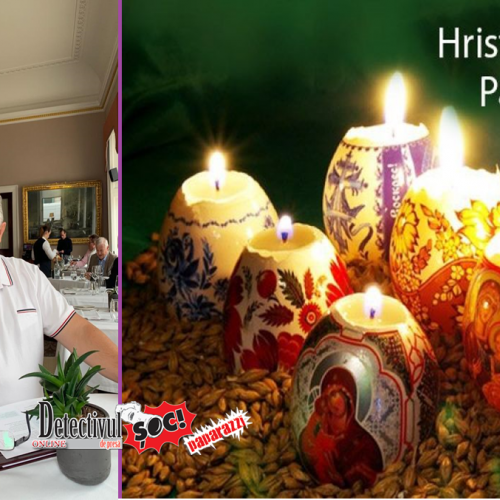 """Felician Cerneștean, secretar general PNL Maramureș: """"Nu uita că motivul lui Isus ai fost tu. Paște fericit"""""""