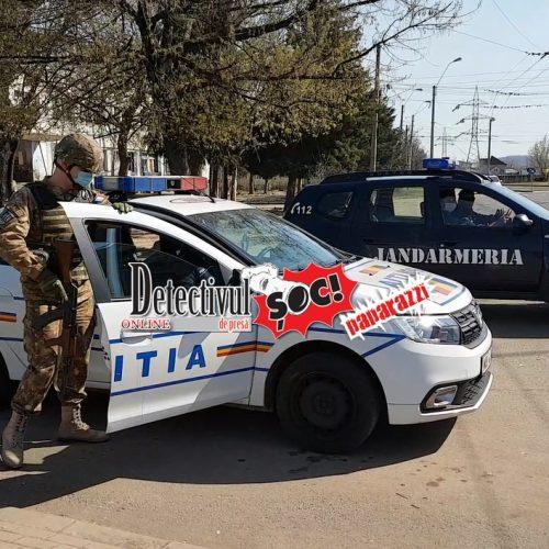 VIDEO exploziv! GHERȚOII de la Cuprom i-au pus cu BOTUL pe … ARME pe soldații înarmați de RĂZBOI. Voi stați în case, pe ei îi DOARE-N COT de ordonanțe, polițiști și jandarmi