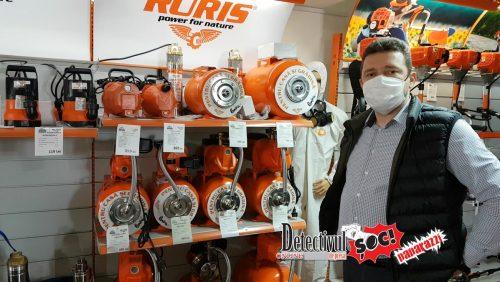 SECETĂ mare. HIDROFOARE, MOTOPOMPE submersibile și pompe pentru IRIGAȚII la Magazinul Fermierului din Baia Mare, Sighetu Marmației și Dej