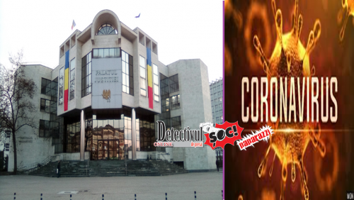 Un MILITAR de la Palatul Justiției Maramureș, INFECTAT cu virusul SARS-Cov2