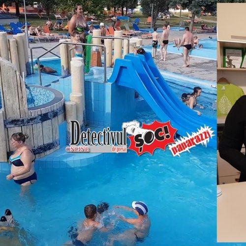 EXCLUSIV. Se redeschid ȘTRANDUL și Aquaparcul din HAJDUSZOBOSZLO (Ungaria). Vezi ce MĂSURI de distanțare socială vor fi pe PLAJE și în BAZINE. La hotel, o CAMERĂ LIBERĂ între două ocupate