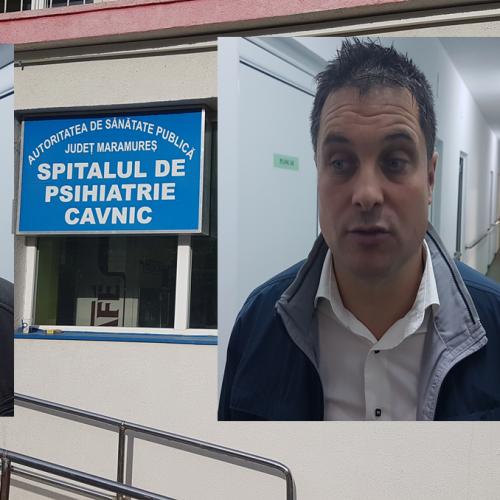 """Vladimir Petruț, primar: """"Spitalul din CAVNIC va fi cel MAI FRUMOS spital din NV României"""". EXTINDERE, mobilier nou, ascensor și locuri de muncă.  FINANȚARE URIAȘĂ de 10,7 milioane lei"""