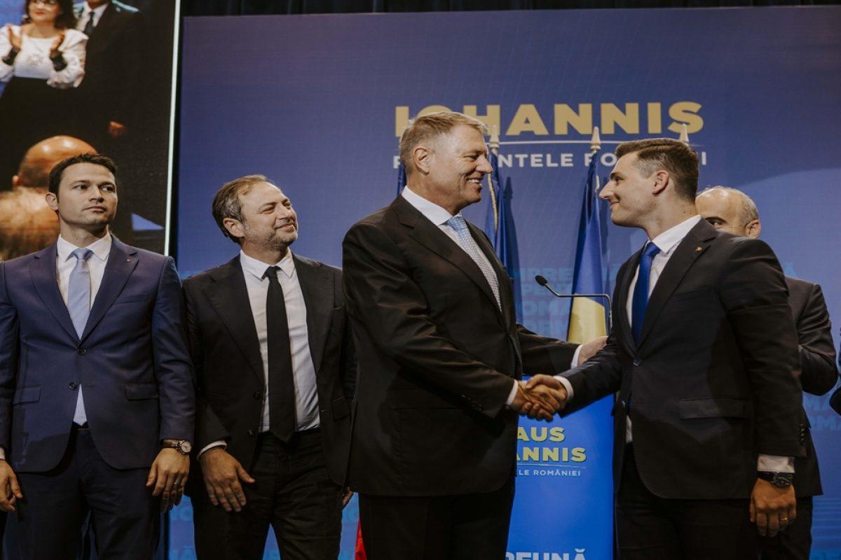 PNL Maramureș: Președintele Klaus Iohannis a obținut un rezultat istoric pentru România: 80 de miliarde de euro