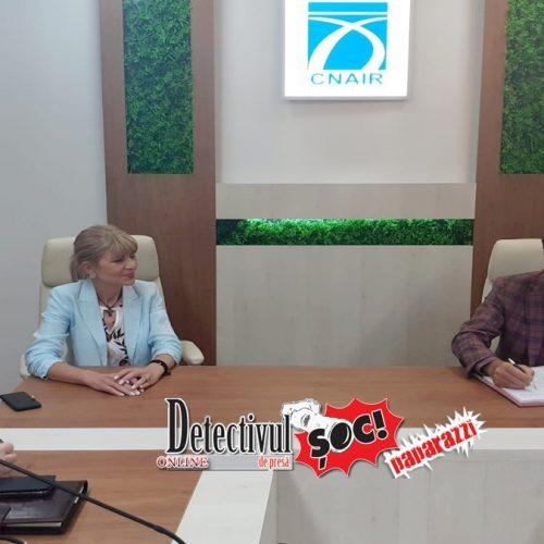 """Felician Cerneștean, consilier CNAIR: """"Azi s-a semnat contractul se servicii pentru Drum Expres Conexiune Satu Mare (VO Satu Mare) – Oar (Granița Româno – Ungară – Drum Expres M49 Ungaria)"""""""