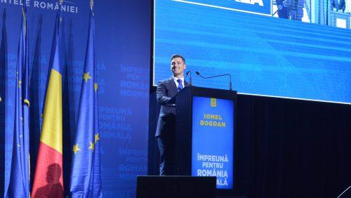Ionel Bogdan, CANDIDATUL PNL la PREȘEDINȚIA CJ Maramureș: Intru în lupta pentru a duce Maramureșul în fruntea județelor transilvănene