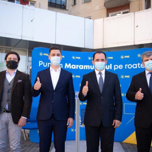 Ionel Bogdan: Planul lui Bogdan are toate soluțiile și proiectele de care Maramureșul are nevoie