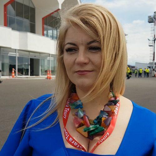 Diana ILUȚ (Sfara Tours Baia Mare) intră în BĂTĂLIA POLITICĂ. Alianța Pentru Maramureș și Alianța Pentru Baia Mare o au pe LISTE. Acceptă sau nu provocarea?