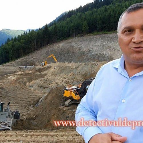 "Borșa. ȘANTIER FABULOS. Primarul Sorin Timiș: ""Se LUCREAZĂ la singura PÂRTIE OLIMPICĂ din România care va fi gata anul viitor"". IMAGINI impresionante"