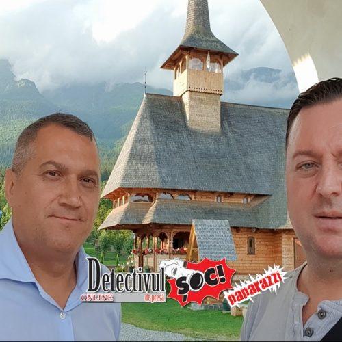 """Frumusețile BORȘEI: Mânăstirea PIETROASA. Primarul Sorin Timiș: """"MIZĂM și pe turismul ECUMENIC. Facem DRUMURI, POTECI, PANOURI de informare pentru turiști"""""""
