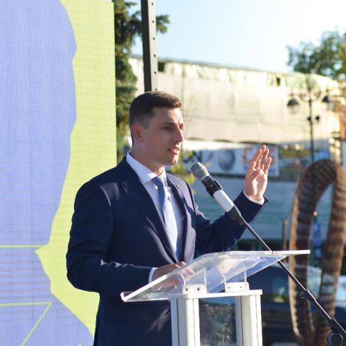 Președintele PNL Maramureș, Ionel Bogdan, și-a lansat candidatura pentru funcția de președinte al Consiliului Județean în alegerile locale din această toamnă