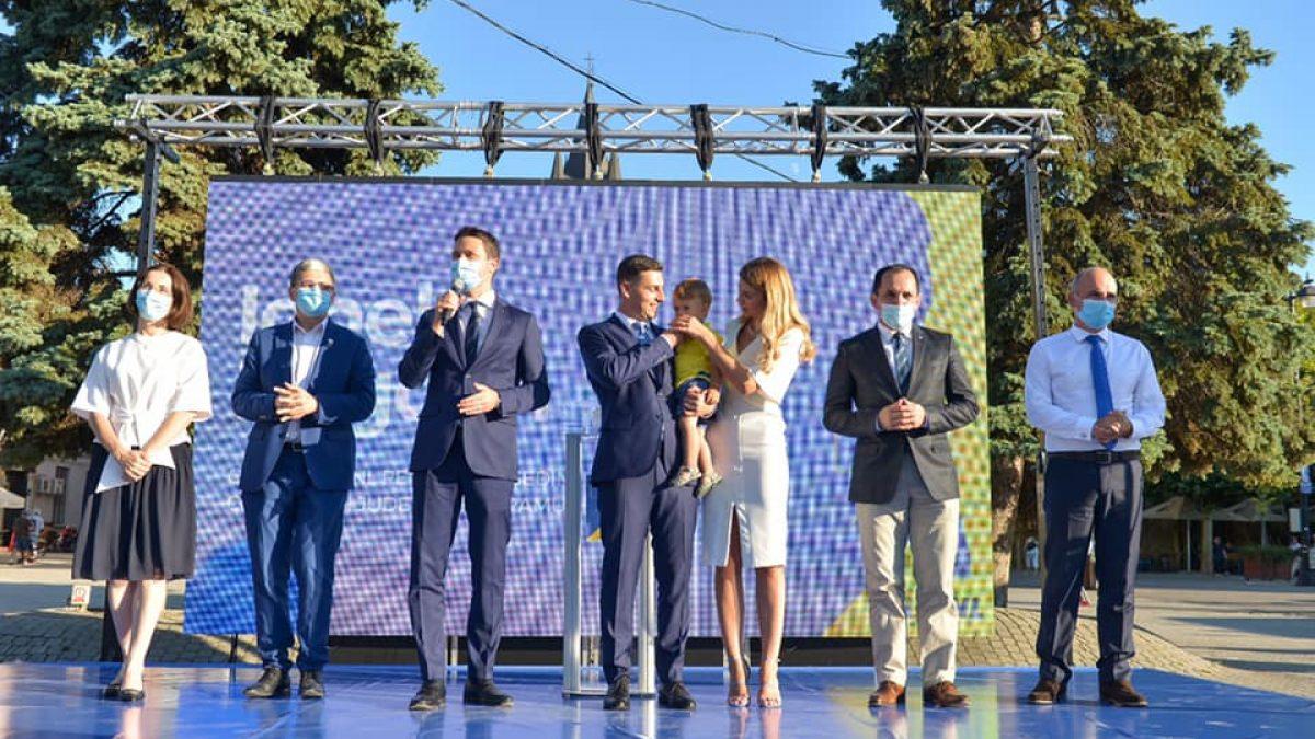 PNL Maramureș respectă legea, indiferent de împrejurare. Evenimentul din data de 26.08.2020 din Piața Libertății a fost LEGAL