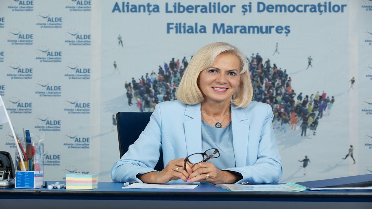 Cornelia Negruț: De ce să votați duminică ALDE Maramureș?