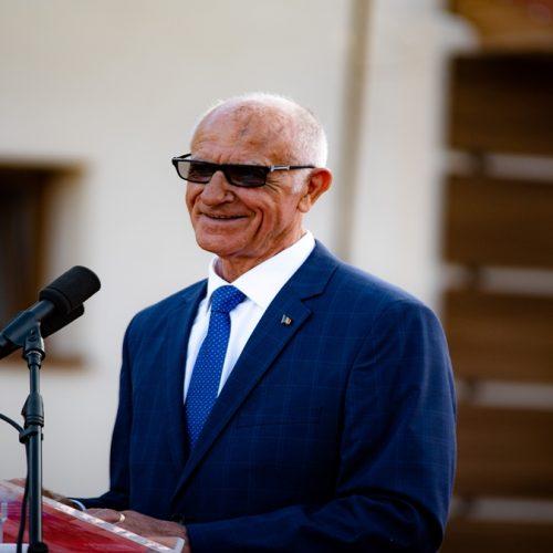 Petru Vlașin cere votul locuitorilor din Vadu Izei pentru un nou mandat în fruntea primăriei, sub sigla Coaliției pentru Maramureș