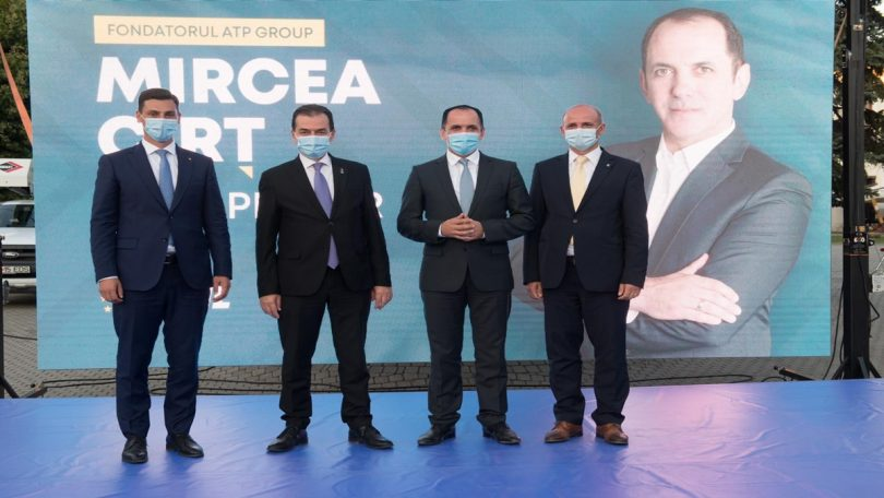 Premierul Ludovic Orban a venit în Maramureș la lansarea candidaților PNL