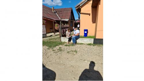 Sână Mihăiță Pamfil (Coaliția pentru Baia Mare). (III) Azi, despre Prevenirea şi combaterea discriminării și Ocuparea forțelor de muncă. Domenii PRIORITARE în vederea sprijinirii cetățenilor ROMÂNI APARŢINÂND minorității rome