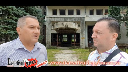 HOTELUL-HOROR din Borșa. Primarul Sorin Timiș vrea să redea circuitului turistic fosta PERLĂ a turismului maramureșean, Hotelul STIBINA, acum în PARAGINĂ