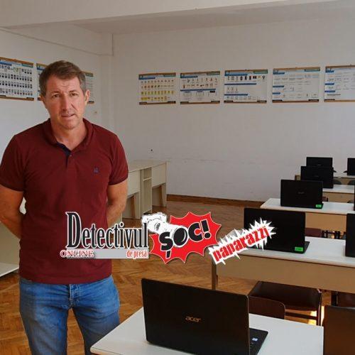 """Liceul Tehnologic Agricol """"Alexiu Berinde"""" a fost selectat în cadrul programului de transformare a școlilor, """"Povestea"""""""