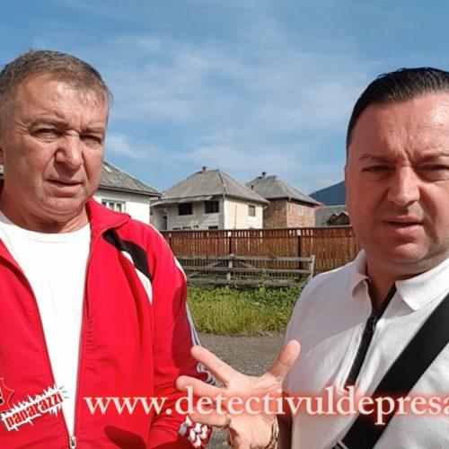 """BOTIZA. Canalizarea ajunge în RÂU de unde BEAU APĂ locuitorii Șieului. Vasile Brumar, fost consilier local acuză:""""Primarul Florea Poenar face numai pentru el"""""""