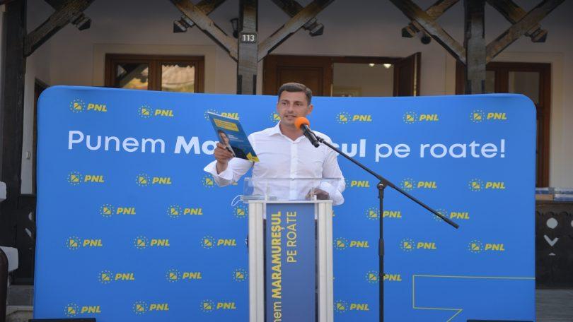 Ionel Bogdan invită partidele din CJ să semneze un Pact de bună guvernare a județului Maramureș