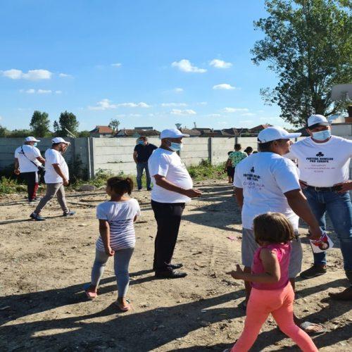 """Sână Mihăiță Pamfil (Coaliția Pentru Maramureș). (II) Azi, despre """"Educaţie și mediere educațională""""  și """"Locuire şi mică infrastructură"""". Domenii PRIORITARE în vederea sprijinirii cetățenilor ROMÂNI APARŢINÂND minorității ROME"""