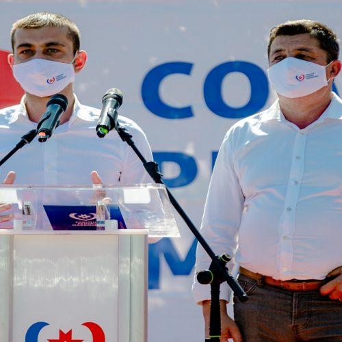 Ioan Oanea este candidatul Coaliției pentru Maramureș la Primăria comunei Ocna Șugatag