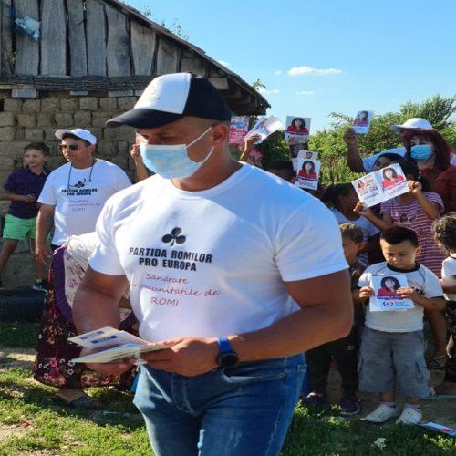 Sână Mihăiță Pamfil (Coaliția Pentru Maramureș). (I) Domenii PRIORITARE în vederea sprijinirii cetățenilor ROMÂNI APARŢINÂND minorității RROME. Azi, despre SĂNĂTATEA bărbaţilor, femeilor și copiilor rromi