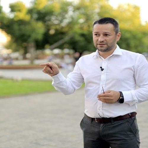 Adrian TODORAN: Modernizăm Piața Izvoarele