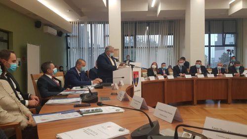 Mihai Felician Cerneștean, mesaj EMOȚIONANT după depunerea JURĂMÂNTULUI pentru un nou mandat de CONSILIER JUDEȚEAN