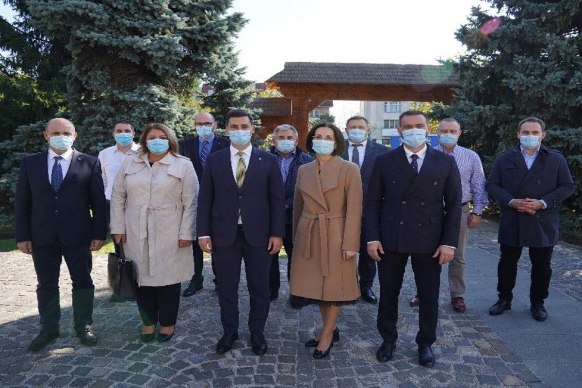 PNL Maramureș trimite în Parlament o echipă de profesioniști