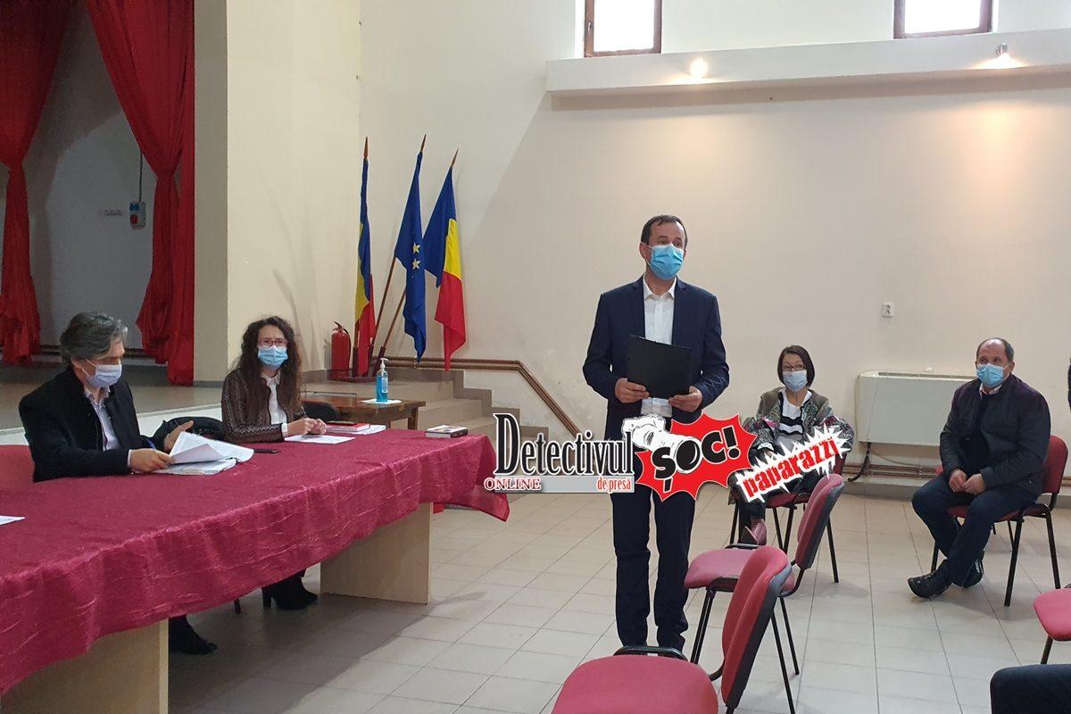ȘOMCUTA MARE. Un nou VICEPRIMAR a fost ales. Consiliul Local este acum în formulă completă