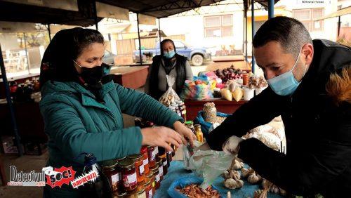 """Deputatul Adrian Todoran, solidar cu micii fermieri: """"Vă îndemn să cumpărăm de la producătorii locali"""""""