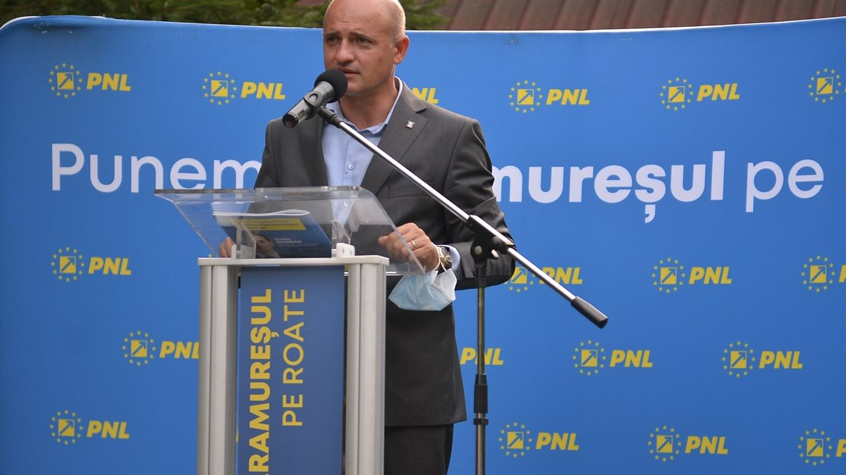 Călin Bota:  În guvernarea PNL, avem cea mai mare rată de absorbţie a fondurilor europene de la momentul integrării în UE