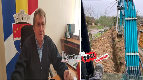 """Ioan Mătieș: """"Continuă LUCRĂRILE la canalizare la Mireşu Mare, Iadăra, Remeţi pe Someş, Tulghieş"""""""