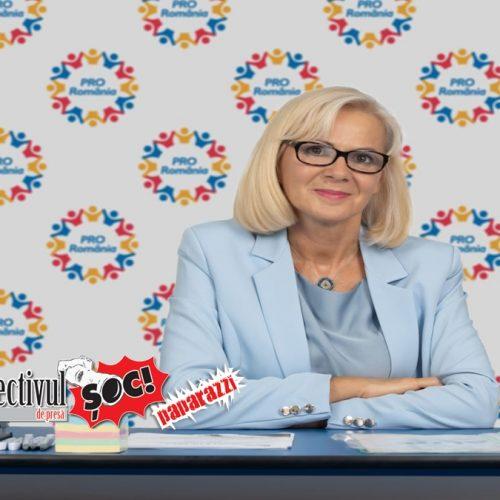 Cornelia Negruț (PRO Romania): Ministrul Tătaru trebuie să-și dea demisia de onoare, cu guvern cu tot!