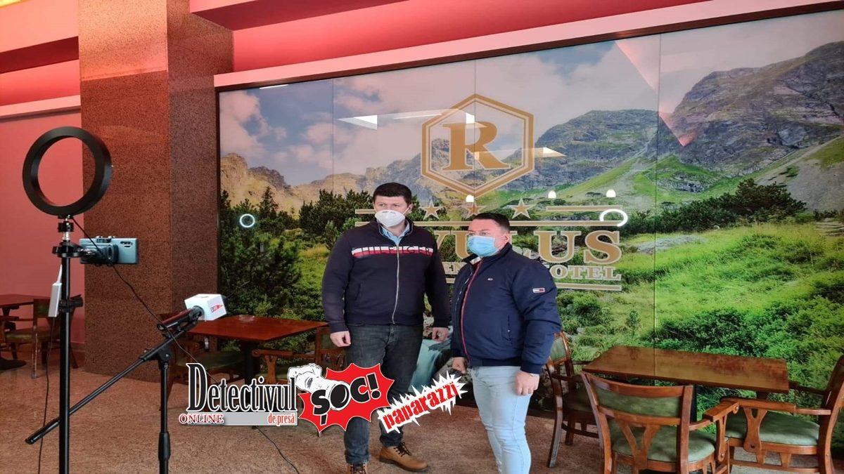 """COMENZI: 0262 214 913! Mâncare la PACHET pentru ACASĂ – Rivulus DELIVERY & takeaway. Cu Andrei Hoban, absolvent al celei mai prestigioase școli culinare din lume cu sediul central la Paris, """"Le Cordon Bleu"""""""