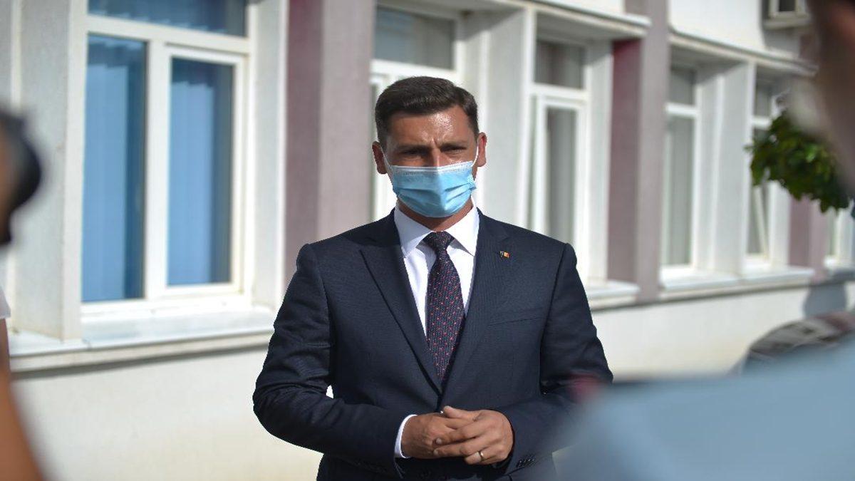 """Ionel Bogdan: """"Piețele în aer liber rămân deschise pentru producători"""""""