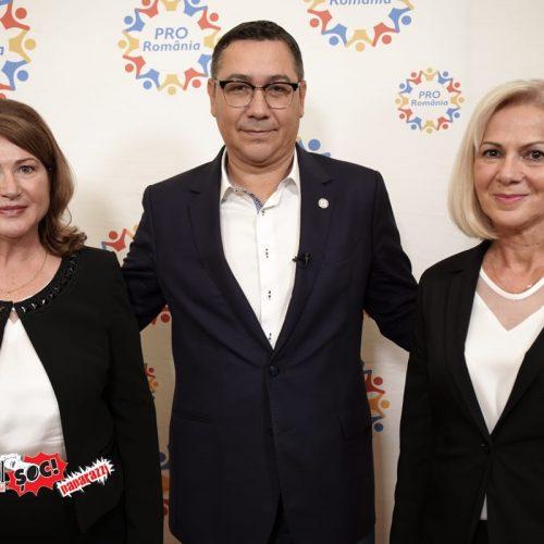 Soluțiile PRO România pentru asumarea viitoarei guvernări
