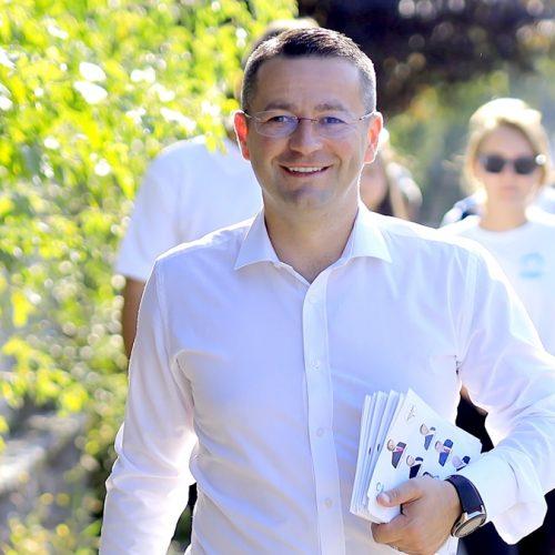 """INTERVIU – Adrian Todoran despre Autostrada Nordului, proiect pe care l-a susținut în Parlament: """"Este extraordinar să vedem Baia Mare și Maramureșul legate la culoarele europene de transport"""""""