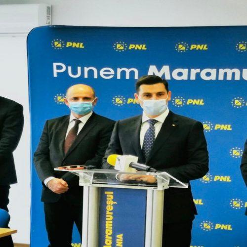 Parlamentarii PNL Maramureș  se vor dedica  proiectelor de dezvoltare a județului