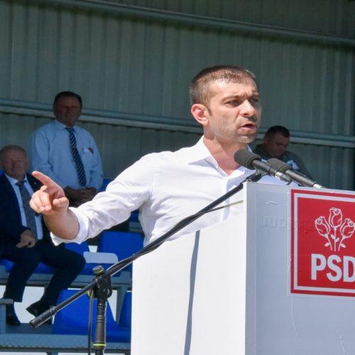 """Gabriel Zetea (PSD): """"Peste 2000 de asistenți personali ai persoanelor cu handicap grav din Maramureș sunt umiliți de Guvernul PNL"""""""