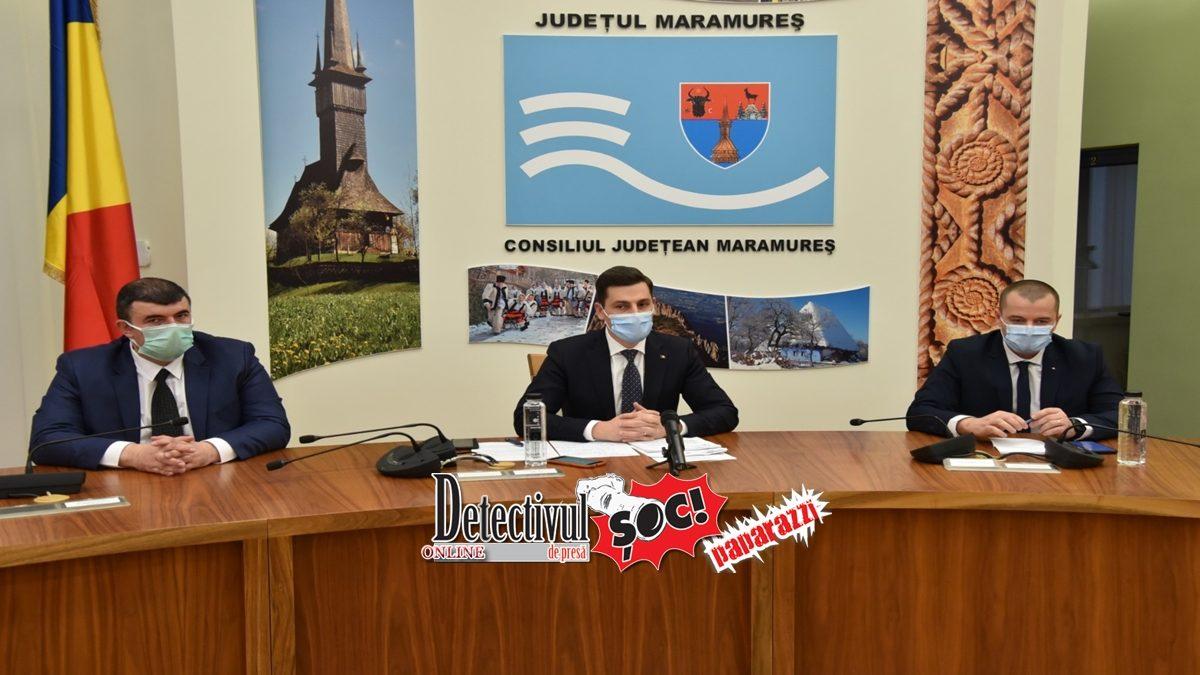 Audit pe tema gestionării deșeurilor din Maramureș, cerut de președintele CJ Ionel Bogdan