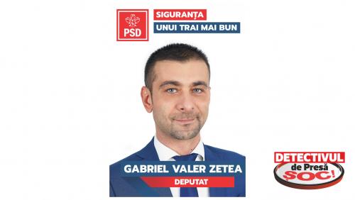 Deputatul PSD Gabriel Zetea a fost votat membru titular al Delegației Parlamentului României la Adunarea Parlamentară a Consiliului Europei