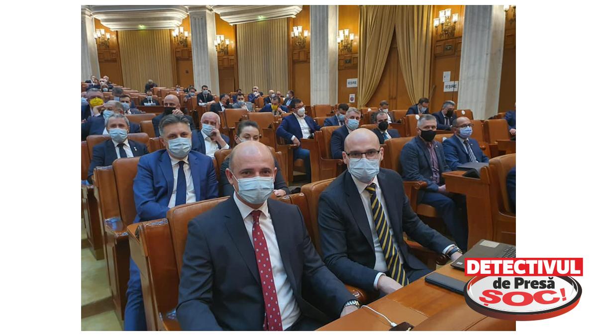 Călin Bota: Am desființat astăzi pensiile speciale ale parlamentarilor, un privilegiu introdus în 2015 de PSD