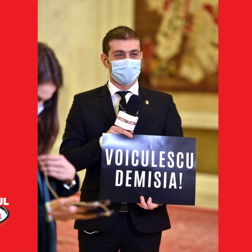 """Gabriel Zetea, deputat PSD: """"Parlamentarii social-democrați cer de urgență DEMISA ministrului Sănătății, Vlad Voiculescu"""""""