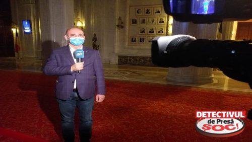 Deputatul Călin Bota: Bugetul pentru 2021 vine cu bani pentru parcurile industriale din Maramureș și pentru depozitul de deșeuri