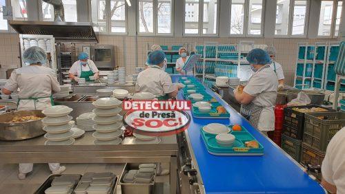 IMAGINILE care fac INVIDIOS orice manager de spital din ROMÂNIA. BUCĂTĂRIA Spitalului Județean de Urgență Baia Mare