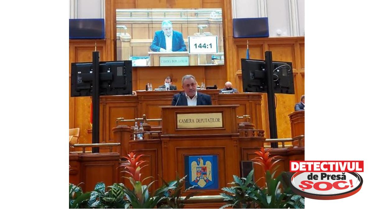 """Deputat Gheorghe Șimon (PSD): """"Creșterile din Buget sunt tăieri, iar banii în plus sunt de fapt bani în minus"""""""